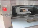 Dubbel Dek 4 Dienbladen die de Oven van het Gas van het Brood voor Verkoop bakken