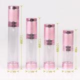 сыворотки сливк пользы перемещения 10ml 15ml бутылка косметической фармацевтической безвоздушная (NAB19)