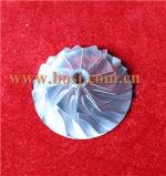 Gt1749VターボBillet Compressor Wheel 702489/702489-0002/702489-0006/702489-0009 Impreller CNC 03G253019A/03G253019hタイ