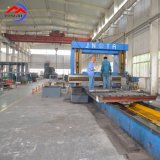 機械を作る十分に鉄骨構造の半自動螺線形のペーパー管