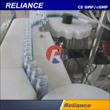 栓をしているマルチヘッドおよび効率的なガラスまたはプラスチックびんの詰物およびキャッピング機械