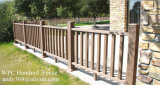 im Freienc$fechten der Garantie-25years Garten-Bauholz-zusammengesetztes des Holz-WPC