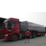 45000 litros Tri-Axle camión tanque de líquido químico