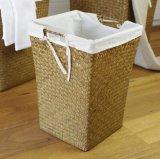 (BC-ST1076) Cestino di lavanderia naturale manuale puro della paglia di buona qualità
