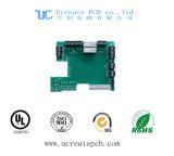 94V0 PCB para o ar condicionado com solda Madk Verde