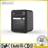 Elektrische Oven met Oven van de Broodrooster van de Warmhoudplaat de Elektrische met Brander