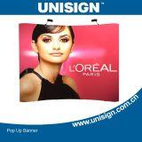 Bannière pop-up vendue par Unisign Hot Selling (3X3m, 3X4m, 4X4m) (UP-A, UP-B, UP-C)