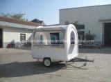 Caminhões para a venda, carro Jy-B8 do café do alimento do petisco