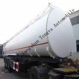 De hete Verkopende Aanhangwagen van de Tankwagen van de Brandstof 45000liters