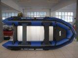 직업적인 알루미늄 지면 팽창식 배, 작업 배, 구조 배