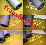 Película da transferência térmica para o adesivo elevado da impressão