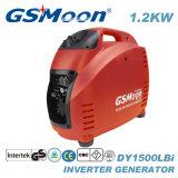 Anerkanntes Benzin-elektrischer Generator der Impulsverlustleistung-1.5kVA 4-Stroke EPA