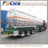 Di Focus-40kl Cina del fornitore del combustibile derivato del petrolio dell'autocisterna rimorchio di alluminio semi