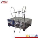Kleine Semi Automatische Het Vullen van het Vruchtesap df-2A Machine voor Verkoop