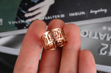In het groot de manier nam Gouden Geplateerde Ring, de Holle Juwelen van de Vrouw van de Ring toe