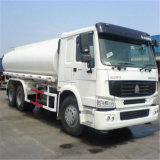 販売のためのSinotruk HOWO 20cbm 20000L水タンク車