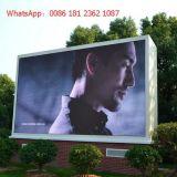 발광 다이오드 표시 스크린을 광고하는 P6 풀 컬러 디지털