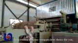 Verificare la macchina di carta della fodera e la scheda duplex con la linea di produzione della parte posteriore di Grey
