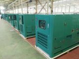 звукоизоляционный тепловозный генератор 500kw