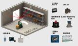 2 Tonnen-Kostenbelastungs-Gabelstapler-Agv automatisiertes geführtes Fahrzeug für Lager