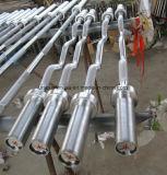 Штанга Barbell трудного поднятия тяжестей крома стальная/Barbell конкуренции наградной пригодности стандартные/плита Dumbbel /Weigh/штанга/гимнастика подъема веса Barbell оборудования пригодности