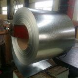La feuille de toiture de roulis en acier de Z70 Dx51d a galvanisé la bobine en acier