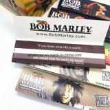 papeles de balanceo del tabaco de Weed del cigarrillo del cáñamo de 110m m Bob Marley