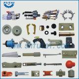 Filato di Dyt che struttura i pezzi meccanici
