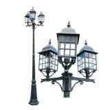 [كست لومينوم] حديقة إنارة مصباح موقعة فولاذ [ليغتينغ بول]