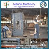 Le contreplaqué Making Machine Carte multicouches Presse à chaud de la machine panneau bois Machines de fabrication