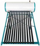 L'acier galvanisé et acier inoxydable intégré chauffe-eau solaire pressurisé, Geyser solaire
