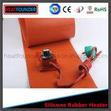 Riscaldatore elettrico personalizzato alta qualità della gomma di silicone