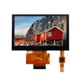 Module TFT LCD 4,3 pouces avec panneau tactile capacitif 480x270 18bit RGB 480cd/m2