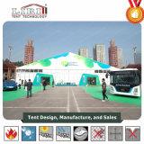 40m Grande Exposição de alumínio tenda com paredes de ABS para o evento