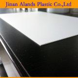Zwart-wit Blad 1220*2440mm van het pvc- Schuim