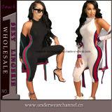 OEM-Sexy женщин Jumpsuit дамы Женское нижнее бельё Playsuit Romper (TOSM6044)
