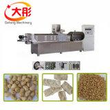 Proteina isolata, proteina della soia di Texted, carne vegetariana della soia, macchina di processo della pepita della soia