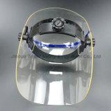 굵은 활자 헬멧 아크릴 물자 얼굴 방패 (FS4012)