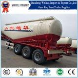 반 30 Cbm 대량 시멘트 유조 트럭 트레일러