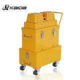 Professional Fabricant plancher en béton de haute qualité d'une meuleuse avec vide d'hydrocarbures de l'équipement de nettoyage