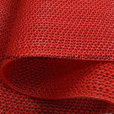 S Установите противоскользящие ПВХ серии Calendered коврик