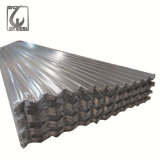 гофрированный Gi 0.17mm гальванизировано настилающ крышу лист