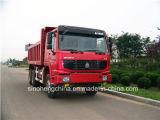 중국 Sinotruk 336HP HOWO 6X6 모든 바퀴 드라이브 덤프 트럭
