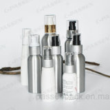 200ml de Shampoo de alumínio com dispensador de loção de pó (PPC-ACB-004)