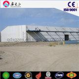 La estructura de acero de la construcción de almacén Forlogistic