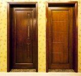 Portello interno di legno solido dell'OEM