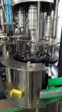 Remplir la ligne de production d'eau minérale en bouteille