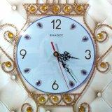 가정 거실 다이아몬드 Relievo 시계 벽시계 훈장 시계