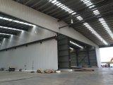 Stahlkonstruktion für Werkstatt nach Thailand