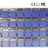 가득 차있는 SD 카드 32GB 메모리 카드